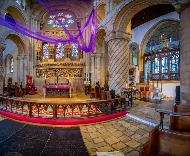 Waltham Abbey Pano 3