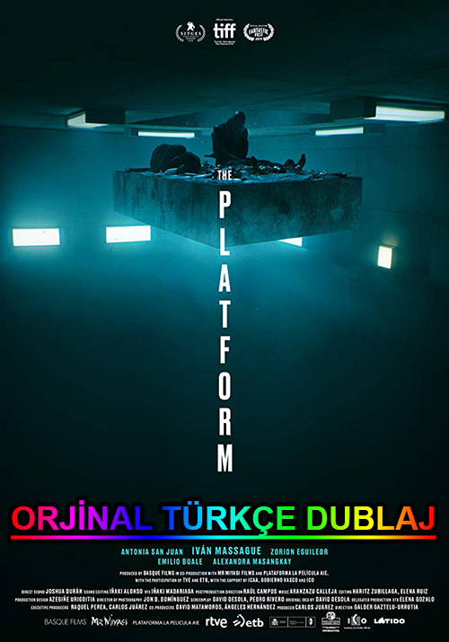 The Platform | 2020 | WEB-DL | XviD | Türkçe Dublaj | m720p - m1080p | WEB-DL | Dual | TR-EN | Tek Link