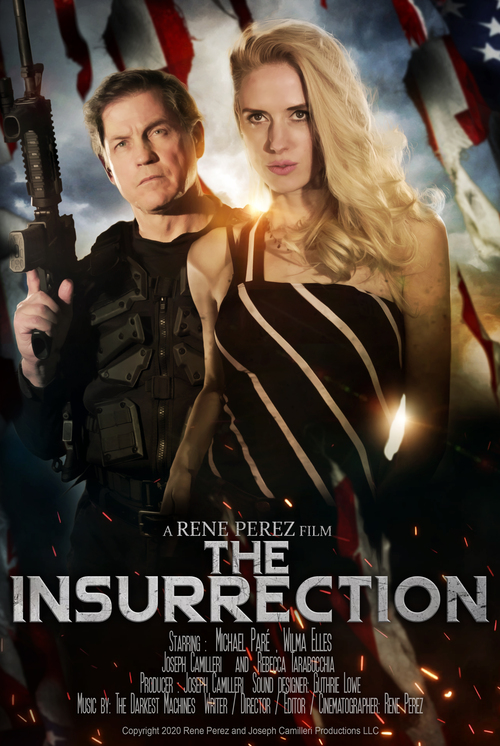 The Insurrection (2020) PLSUBBED.WEB-DL.x264.DD2.0-MXFiLMS / Napisy PL