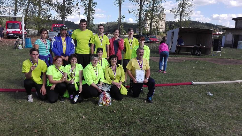 Soutěž Chyše a vyhodnocení Vladařského poháru 1