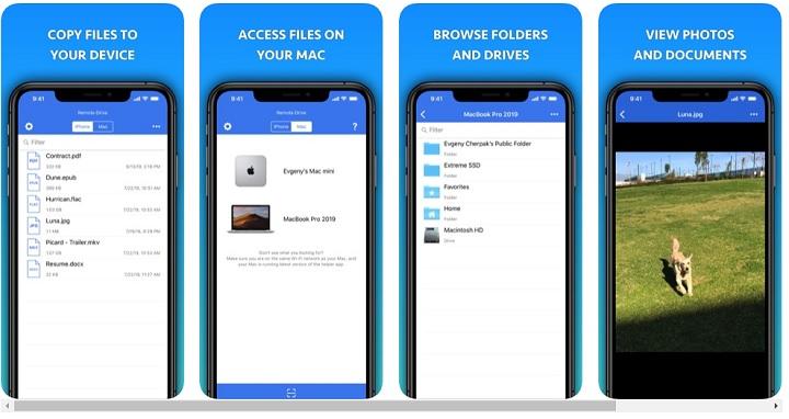 Remote-Drive-File-Browser
