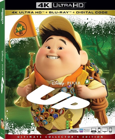 Up (2009) UHD 4K 2160p Video Untocuhed ITA DTS+AC3 ENG TrueHD+AC3 Subs