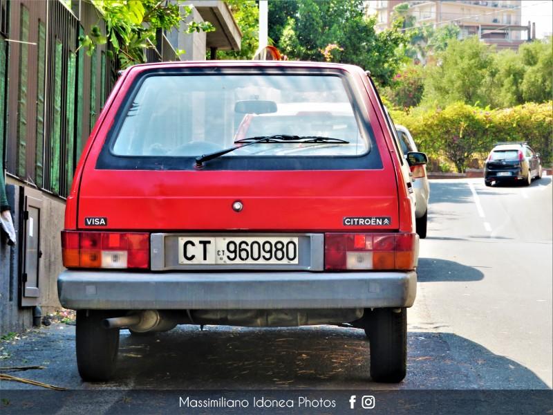 avvistamenti auto storiche - Pagina 31 Citroen-Visa-650-34cv-86-CT960980