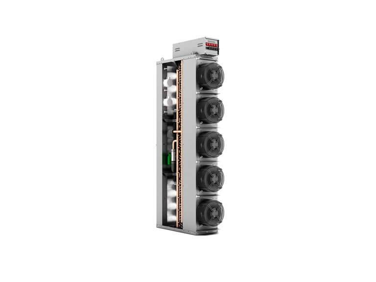 Прецизионный кондиционер для серверных Coolblade in Rack BTD