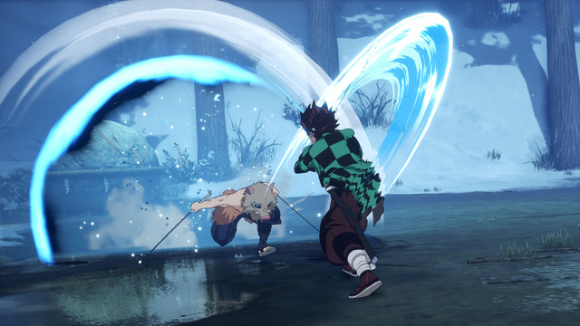 鬼灭之刃正式確認適用於PS5,Xbox系列,Xbox One和PC Demon-Slayer-Kimetsu-no-Yaiba-Hinokami-Keppuutan-2021-02-07-21-005