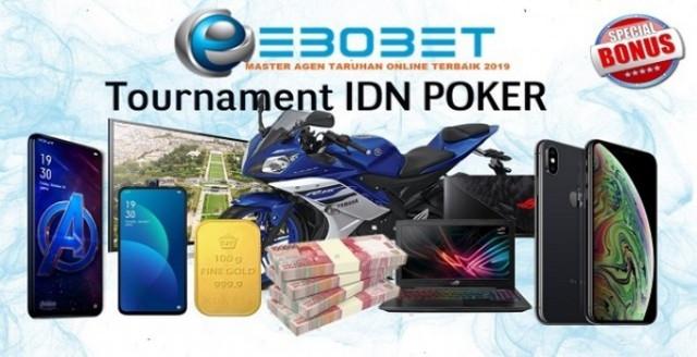 EBOBET : Agen taruhan bola88 online terbaik 2019