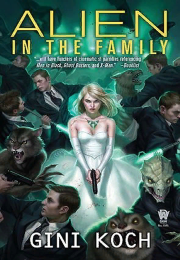 Джини Кох – Пришелец в семье (Кэтрин «Китти» Кэт – 3)
