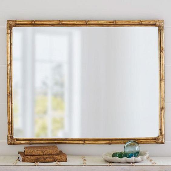 Виды зеркал для ванной комнаты