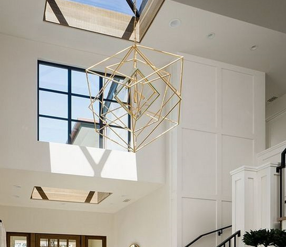 Lampu Rumah Geometric Lamp