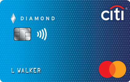 citi-secured card