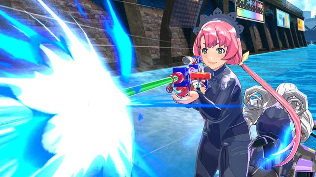 PlayStation®4『神田川JET GIRLS』今日發售! 可操控角色追加DLC也同步上市!  18