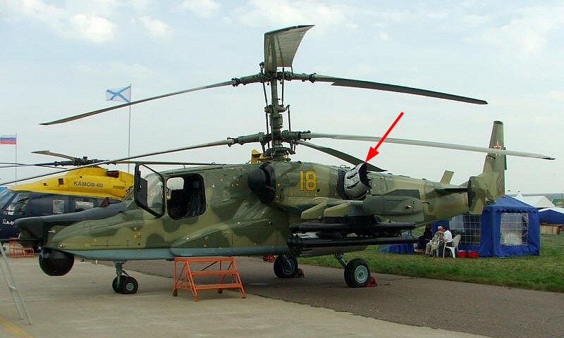 Военные Вертолеты №5 - Ка-50