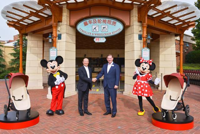 Shanghai Disney Resort en général - le coin des petites infos  - Page 10 48
