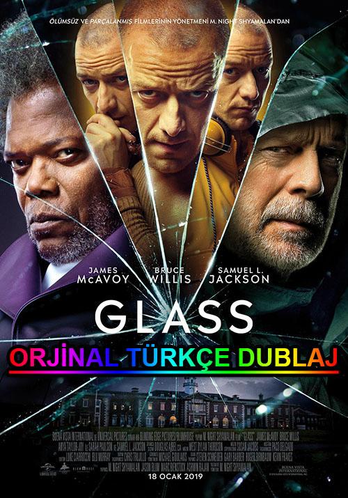 Glass | 2019 | BDRip | XviD | Türkçe Dublaj | 4K - 1080p - m720p - m1080p | BluRay | Dual | TR-EN | Tek Link