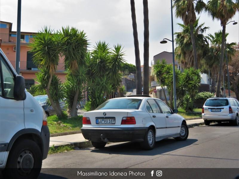 avvistamenti auto storiche - Pagina 29 Bmw-E36-LUVU187