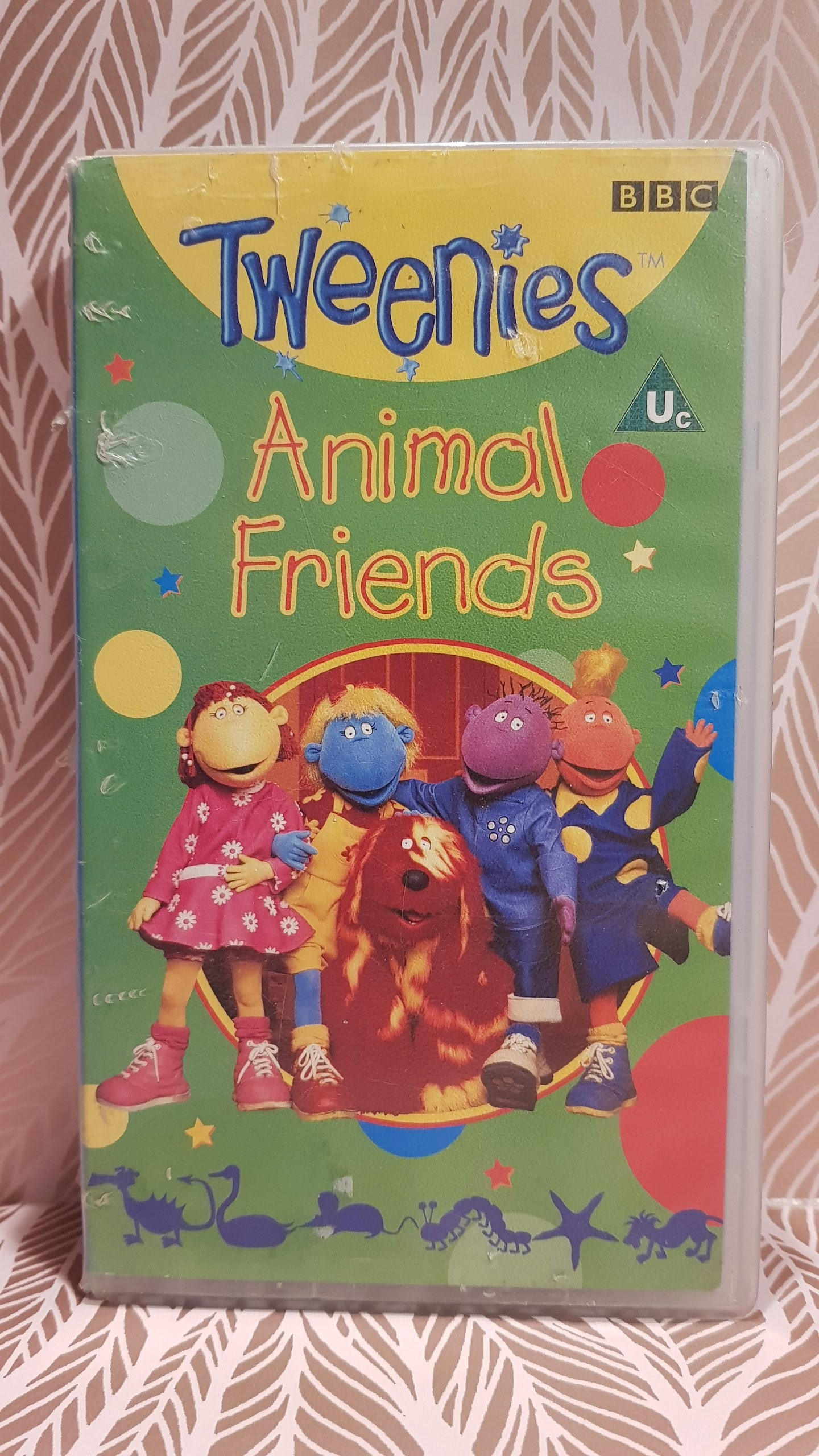 tweenies animal friends dailymotion