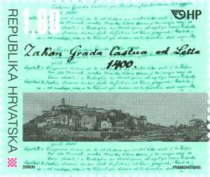 2000. year 600-GODINA-KASTAVSKOG-STATUTA
