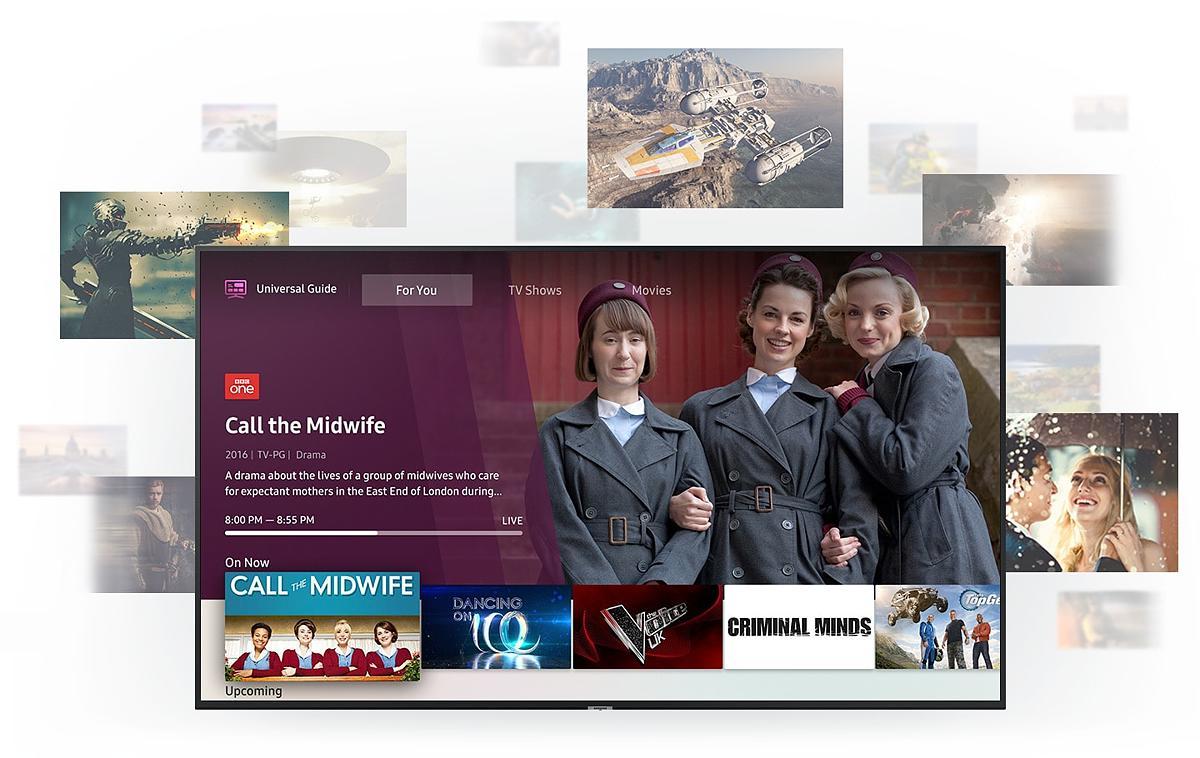 Samsung UE55RU8000U smart tv 4k ultra hd 55 prezzo