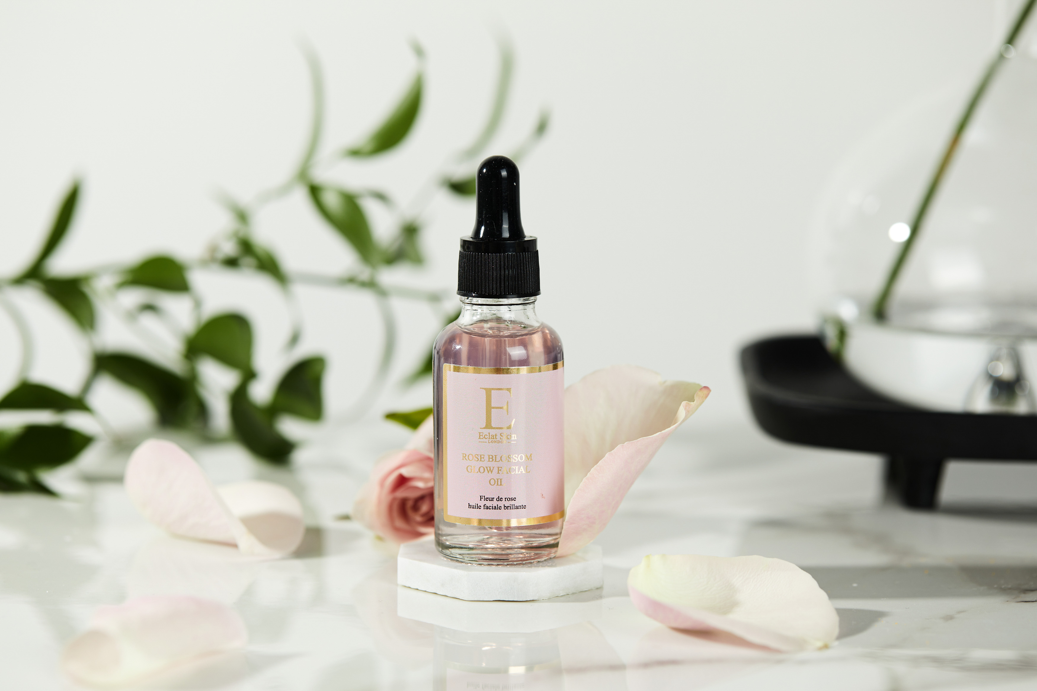 oli nella beauty routine