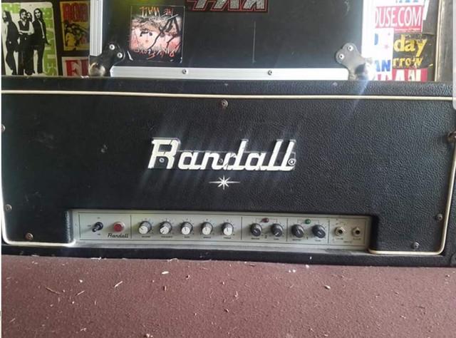 Randall Amp