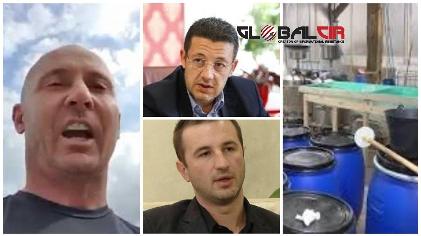MOGLA PROIZVODITI I DO 200 KILOGRAMA DNEVNO! Pronađena najveća laboratorija za proizvodnju kokaina u Nizozemskoj: Da li je ovo rezultat ispitivanja Mirze Gačanina?!