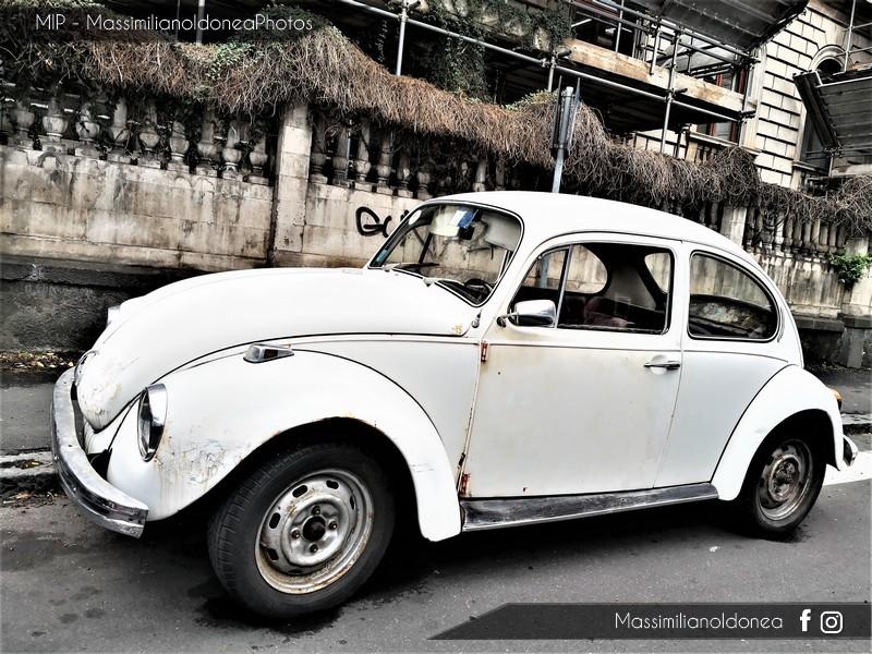 avvistamenti auto storiche Volkswagen-Maggiolone-1-3-71-CT264734-1