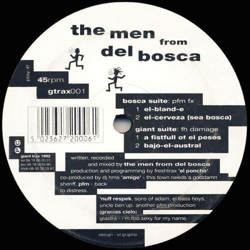 The Men From Del Bosca - El-Bland-E
