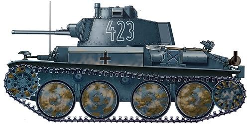 LT vz.38 / Pz.Kpfw.38