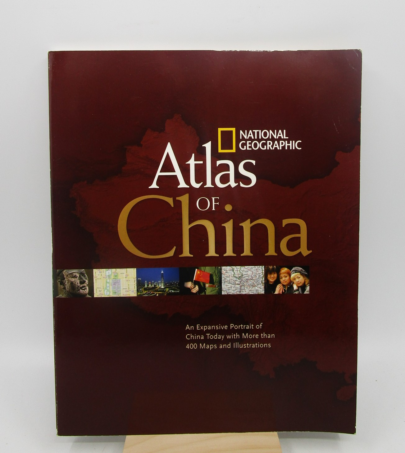 Image for National Geographic Atlas of China