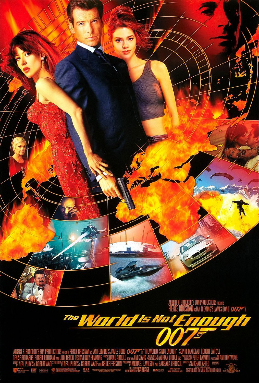 The World Is Not Enough 1999 Hindi Dual Audio 720p BluRay ESub 950MB | 450MB Download