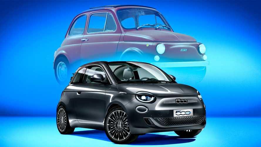 Fiat 500e (2020) 5