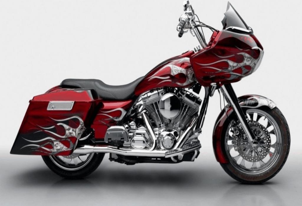 Auto Transportation Motorcycles