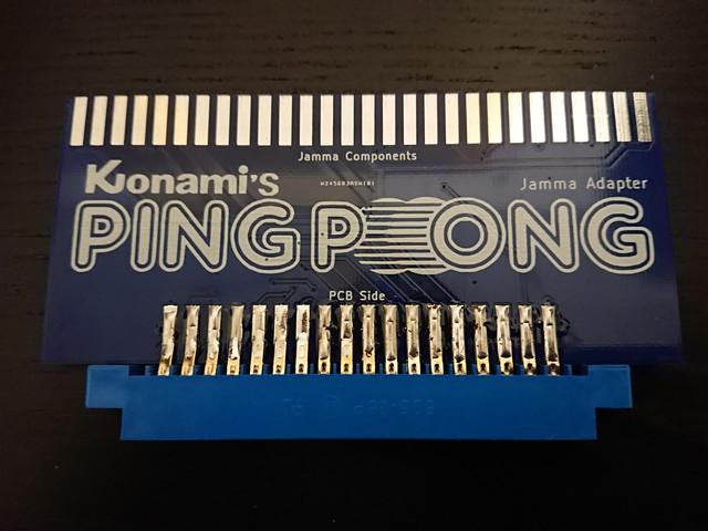 Konami-pingpong