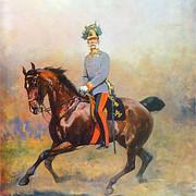 Franciszek-J-zef-na-koniu