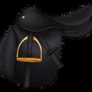 Esatula musta