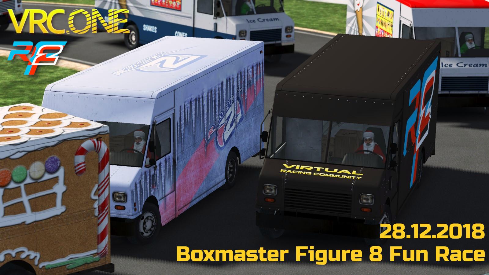 Boxmaster Figure 8 Fun Race