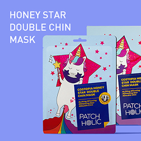 Chin mask that solving problem about Double layered chin. Sensitive skin due to seasonal changes decreasingly elastic cheek, face line.