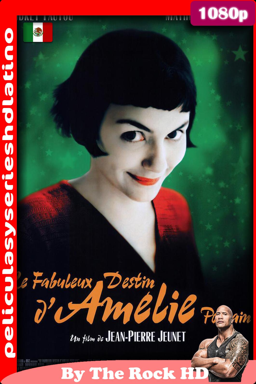 Amélie, (2001) (1080p) [Latino] [Google Drive]