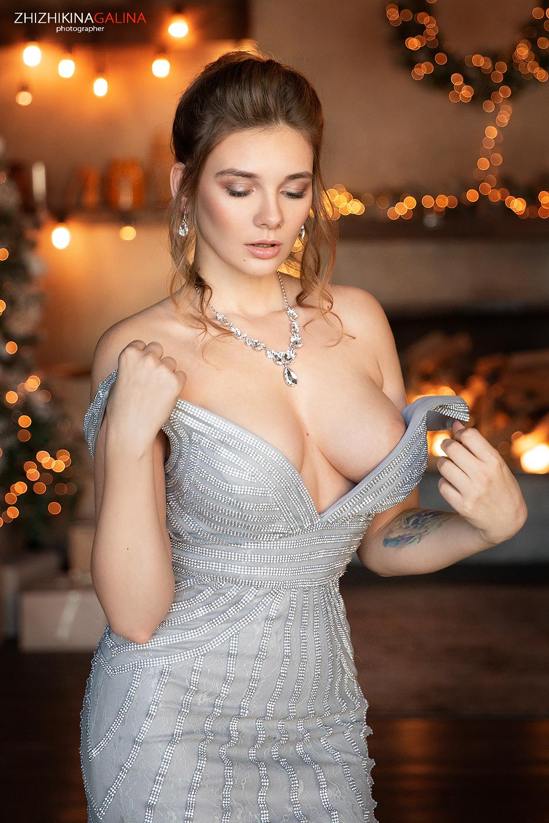 Новогоднее настроение / фотограф Галина Жижикина