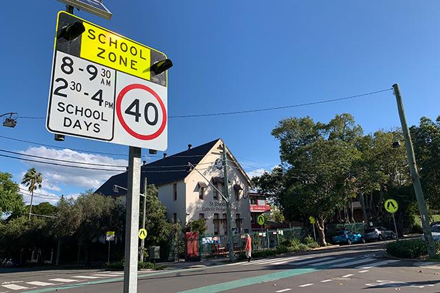 Catholic school - Annandale Sydney