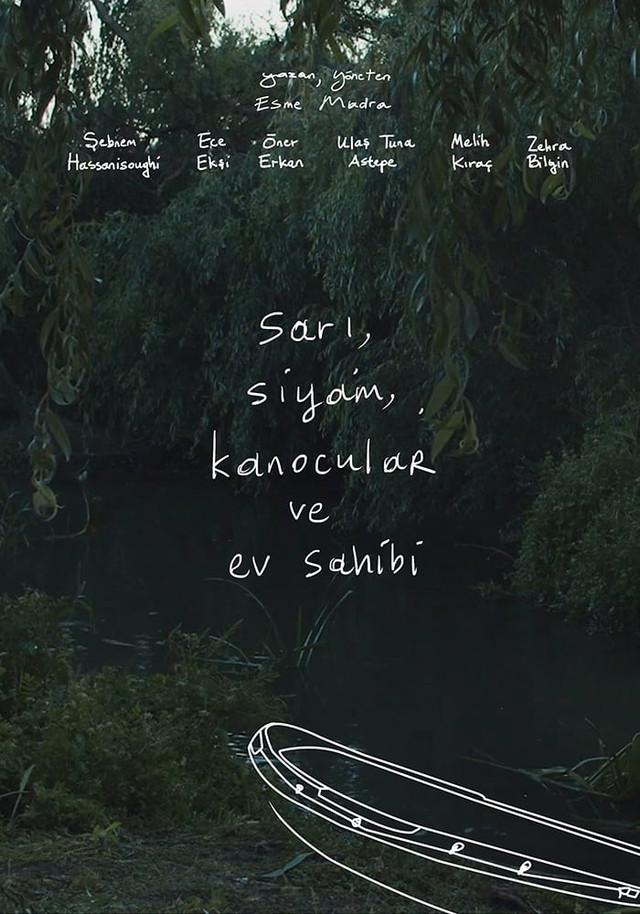 Sari Siyam Kanocular ve Ev Sahibi (2020) [TR] 1080p MUBi WEB-DL AAC2.0 H.264 Türkçe Dublaj