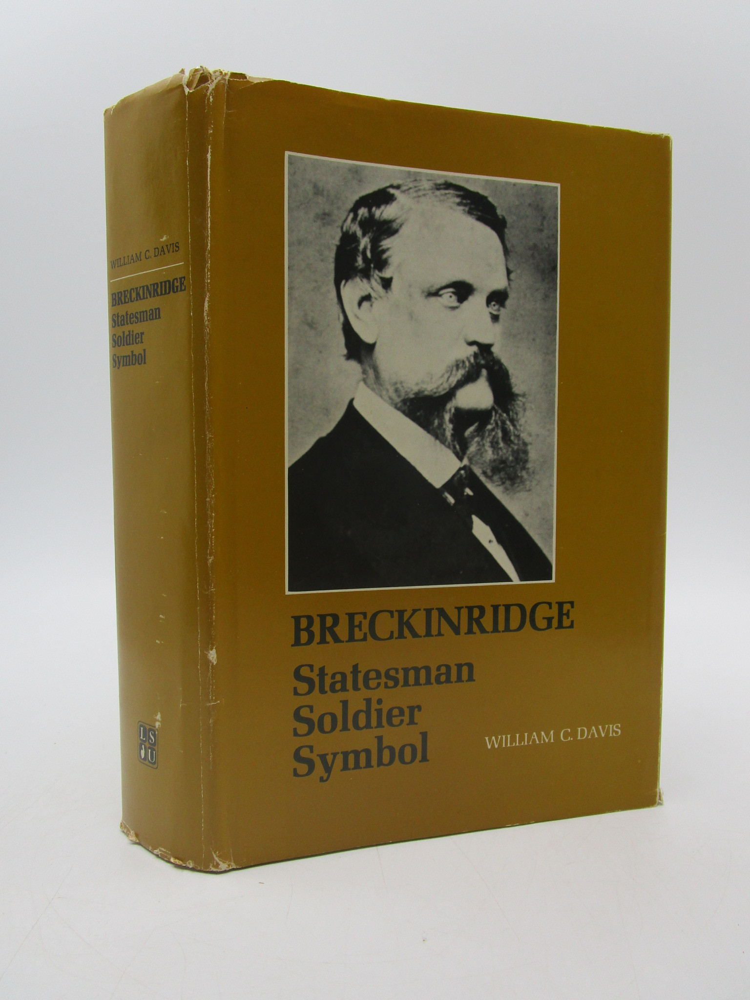 Image for Breckinridge: Statesman, Soldier, Symbol (Southern biography series)