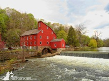 Red Mill in Clinton