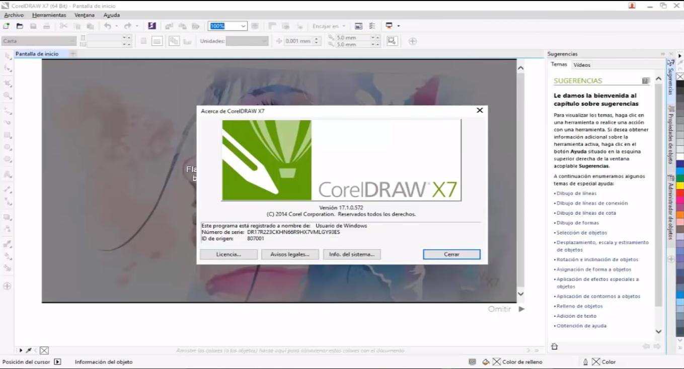 Así podrás descargar Adobe Corel Draw x7 Full