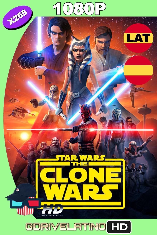 Star Wars: The Clone Wars (2008-2020) Temporada 06 [13/13] BDRip 1080p x265 Latino-Castellano-Inglés MKV