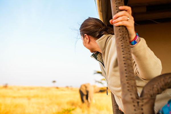 Kenya Travel Guide Weather