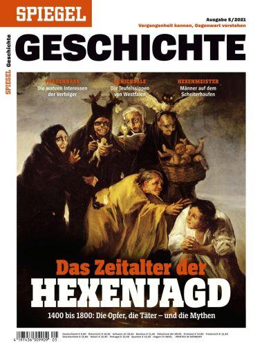 Cover: Der Spiegel Geschichte No 05 2021