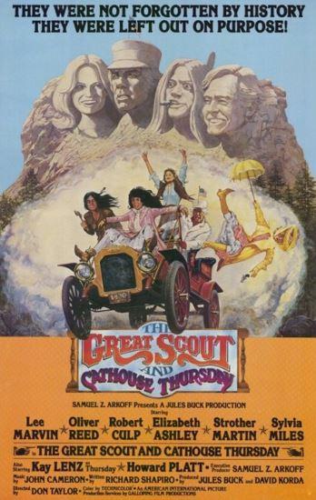Wielki traper i mała Czwartek / The Great Scout and Cathouse Thursday (1976)