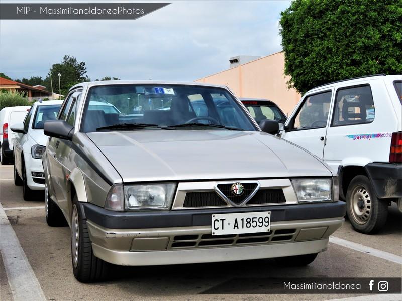 avvistamenti auto storiche - Pagina 39 Alfa-Romeo-75-Twin-Spark-2-0-148cv-92-CTA18599-1