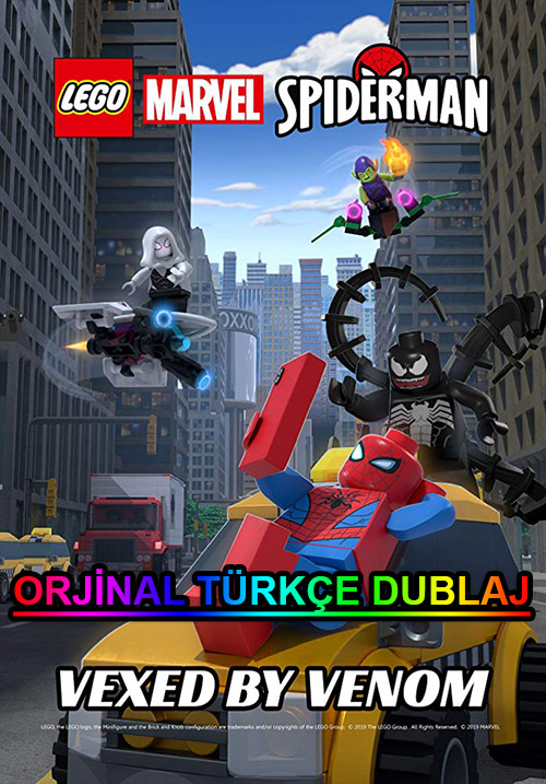 Lego Marvel Spider-Man: Vexed by Venom | 2019 | WEB-DL | XviD | Türkçe Dublaj | m720p - m1080p | WEB-DL | Dual | TR-EN | Tek Link